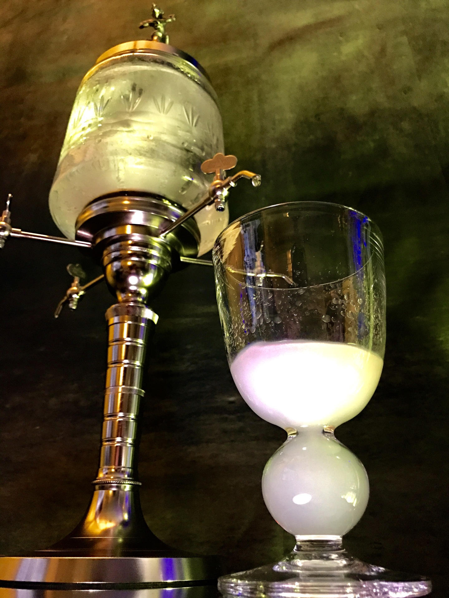 The Real Green Fairy Absinthe Tasting April 5 2017