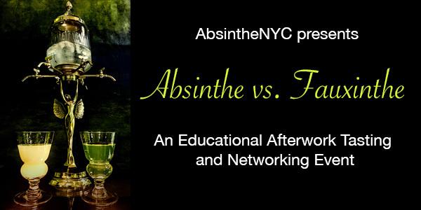 absinthe tasting