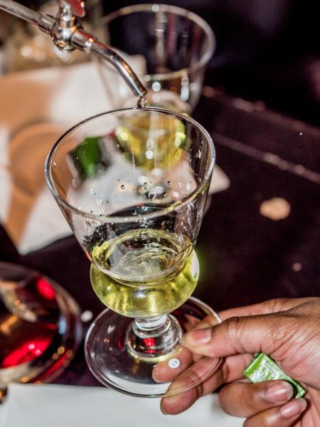 Absinthe NYC Tasting April 5th 2017