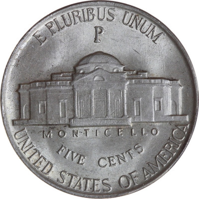 JEFFERSON NICKEL COINS