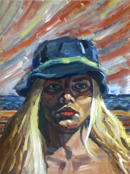 Self Portrait 1998