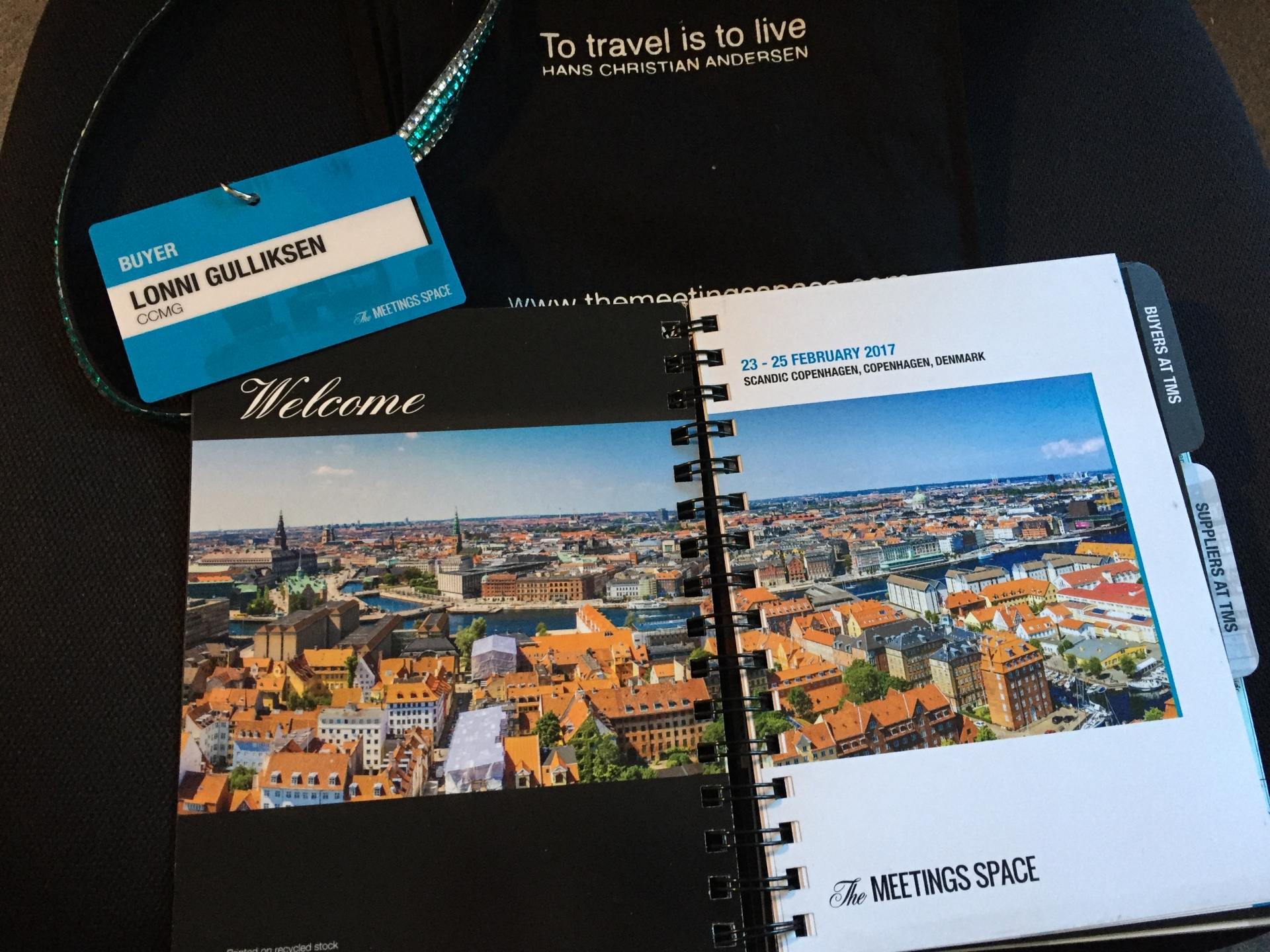 The Meetings Space Spring 2017 visited Copenhagen