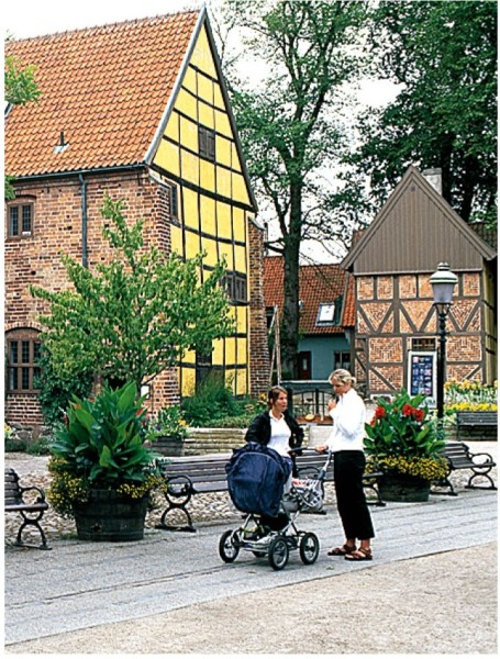 Visit the neighbour city - Ystad