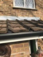 Bird proofing roof tiles