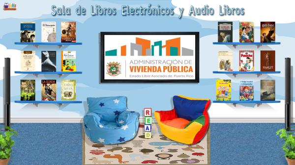Sala de Libros Electrónicos - Nivel Elemental