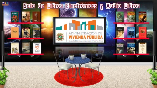 Sala de Libros Electrónicos - Nivel Intermedio y Superior