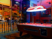 Pool Tables at Daisy Dukes Saloon and Dance Hall