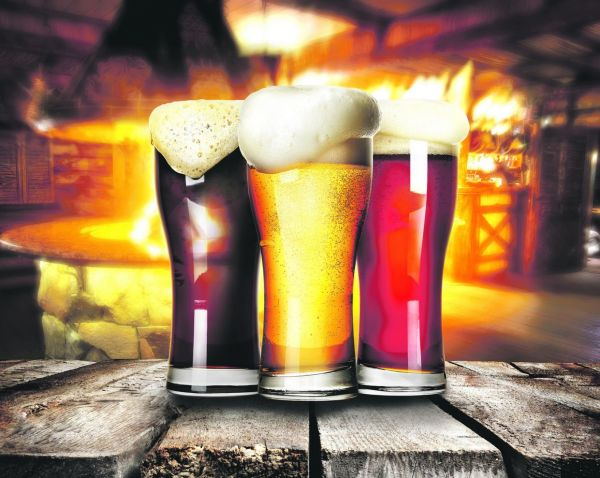 Micro Brews Happy Hour Specials at Daisy Dukes Salon and Dance Hall