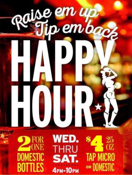 Happy Hour Specials In Billings Mt