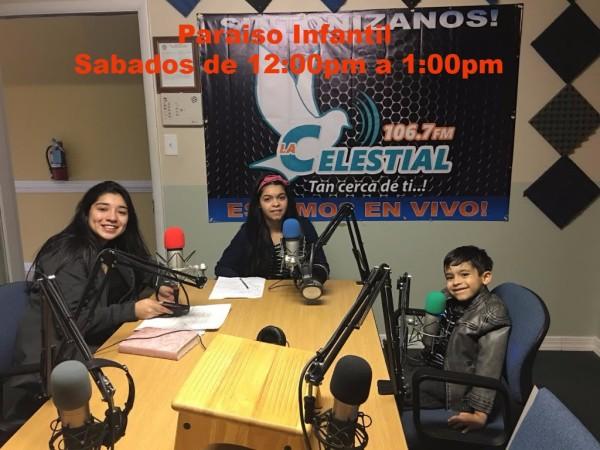 Con Brendra Portillo y Joseline Santiago