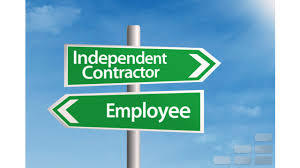 Employee or Contractor ?