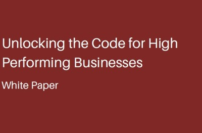 Unlocking the Code for High Performing Businesses