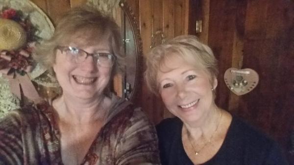 Aunt & me