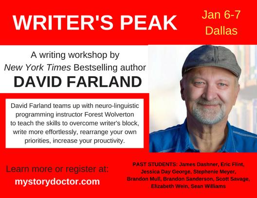 David Farland, Writer's Workshop, Class