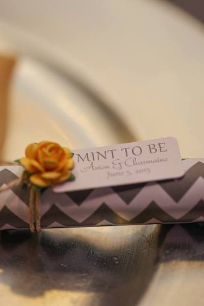 Wedding Decor and Favors