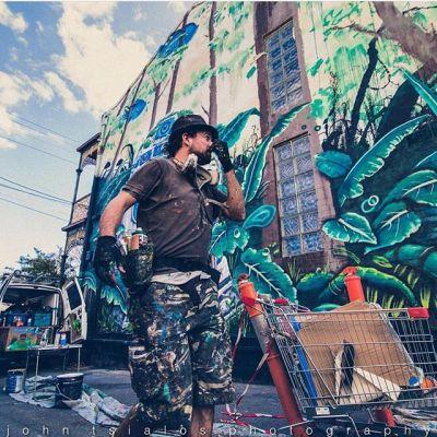 Meet Mike Makatron - Street Artist