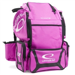 Latitude 64 DG Luxury E3 Backpack Disc Golf Bag