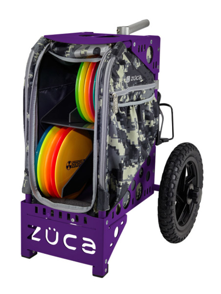 Zuca Disc Golf Cart and Accessories