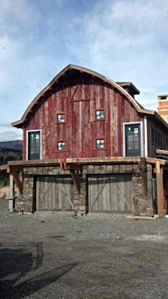 Corral Board Overhead Garage Doors