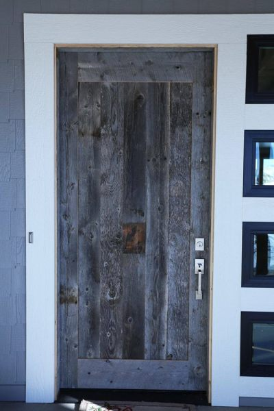 Corral Board Entry Door