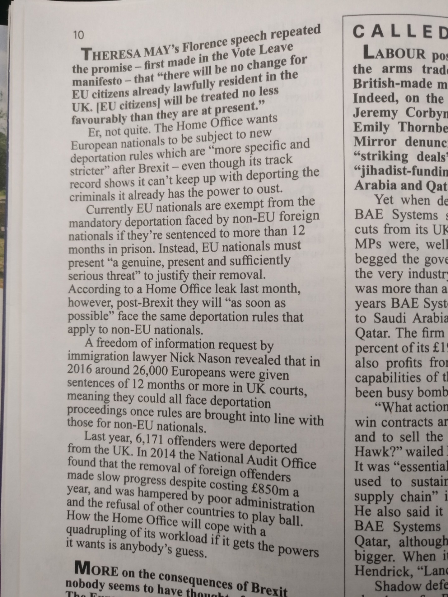 Edgewater Legal features in Private Eye