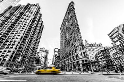 Places to be - New York, NY - 24x36 - $750