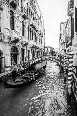 Love Flows - Venice, Italy - 24x36 - $650