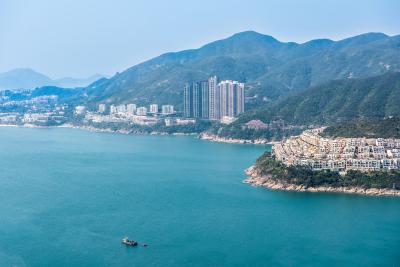 Open Seas - Hong Kong - 24x36 - $850