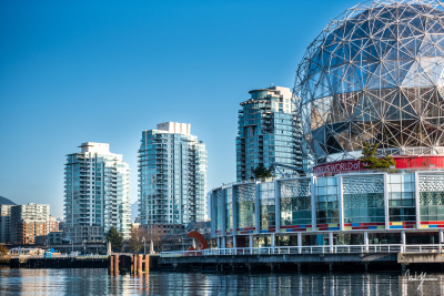 Innovation - Vancouver, BC - 24x36 - $1150
