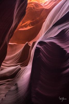 Form (portrait) - Page, Arizona - 24x36 - $1550