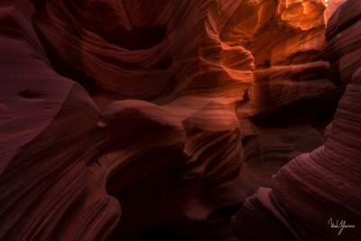 Serenity - Page, Arizona - 24x36 - $1550