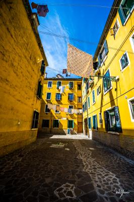 Vibrant Living - Venice, Italy - 24x36 - $1150
