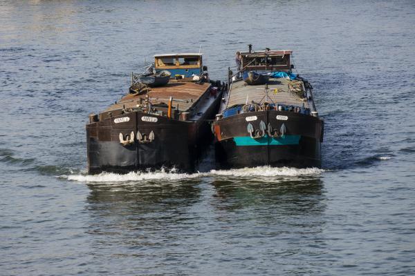 Seine Barges
