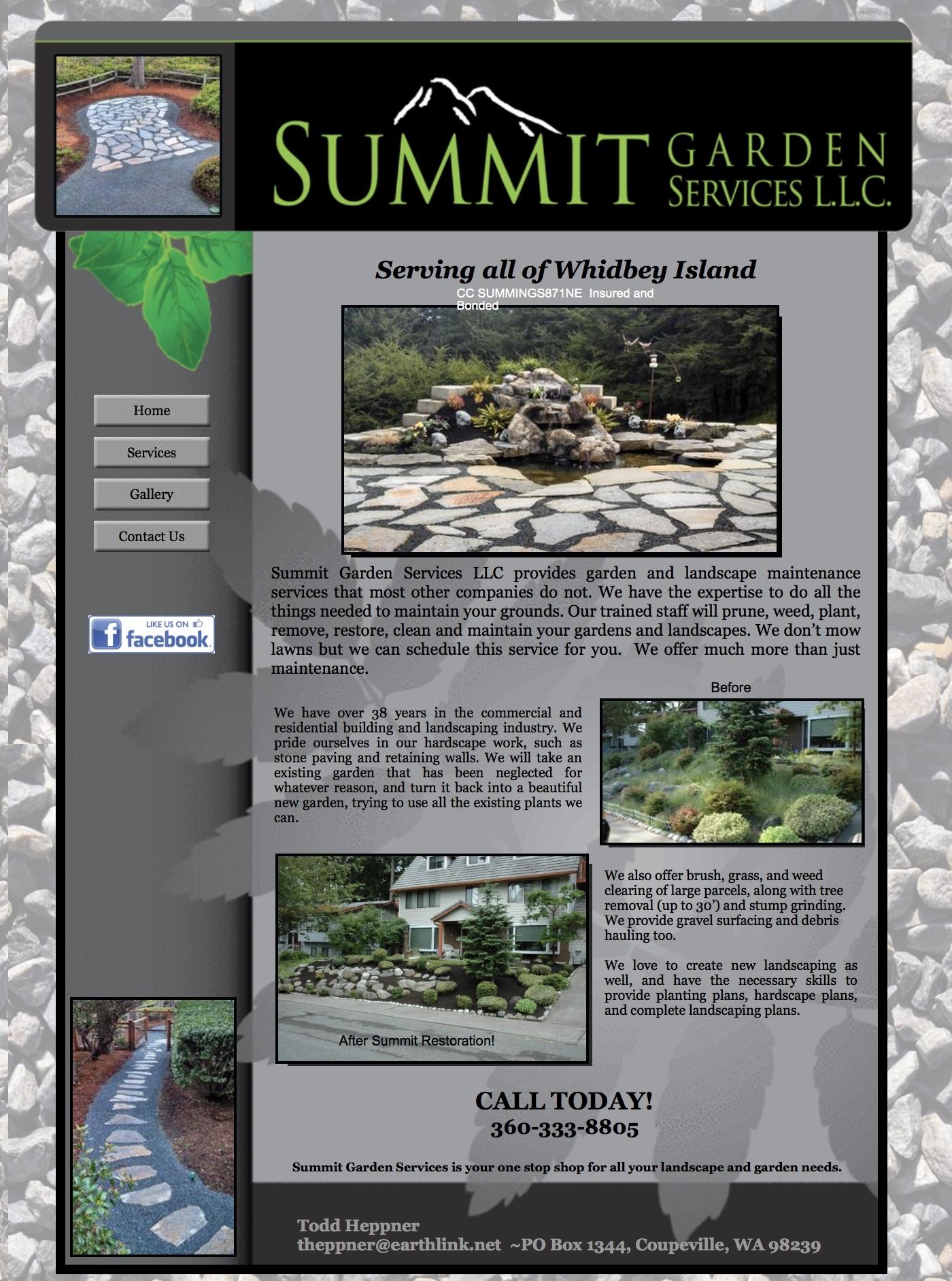 www.summitgardenservicesllc.com
