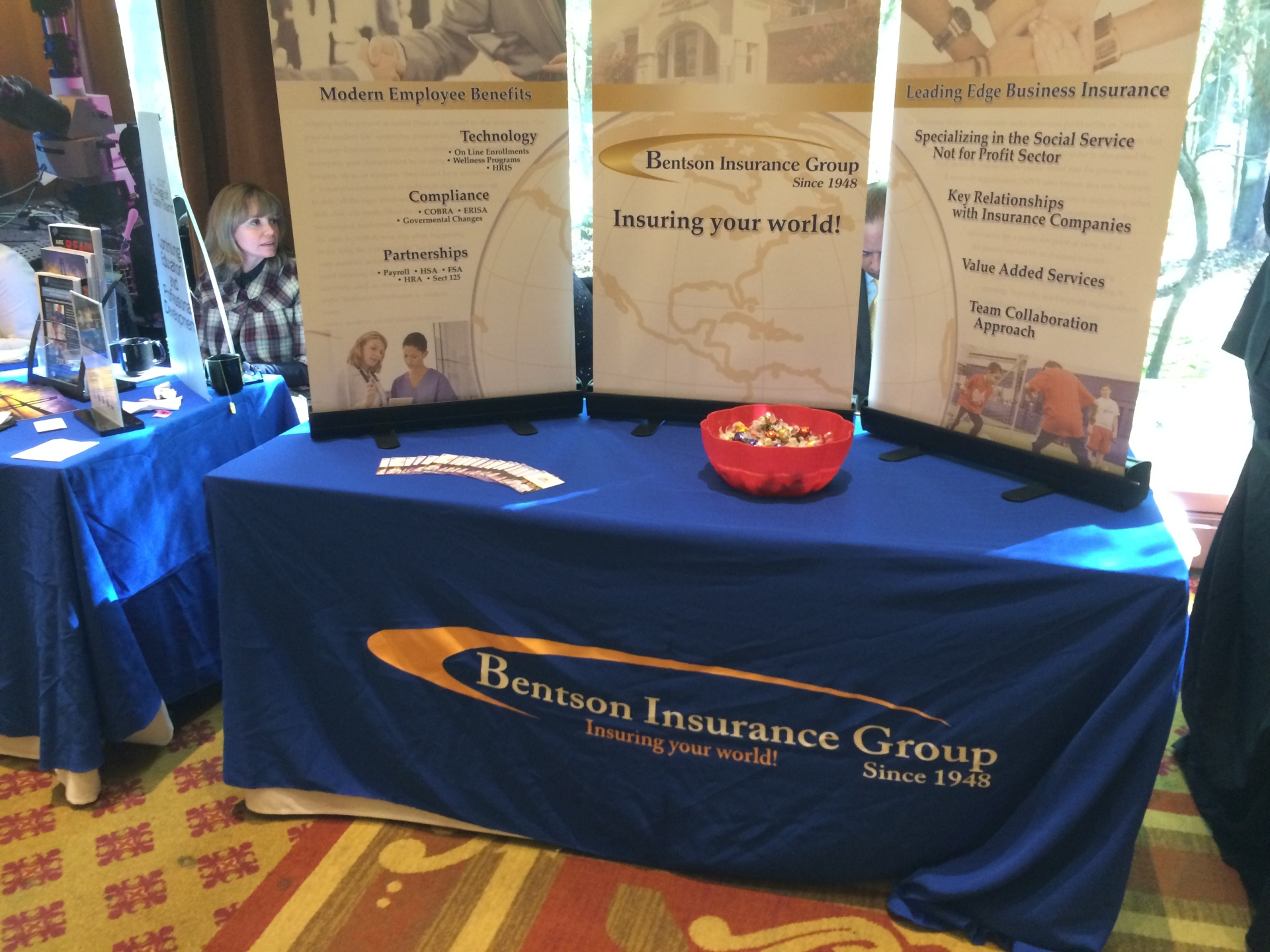 Vendors Row: Bentson Insurance Group