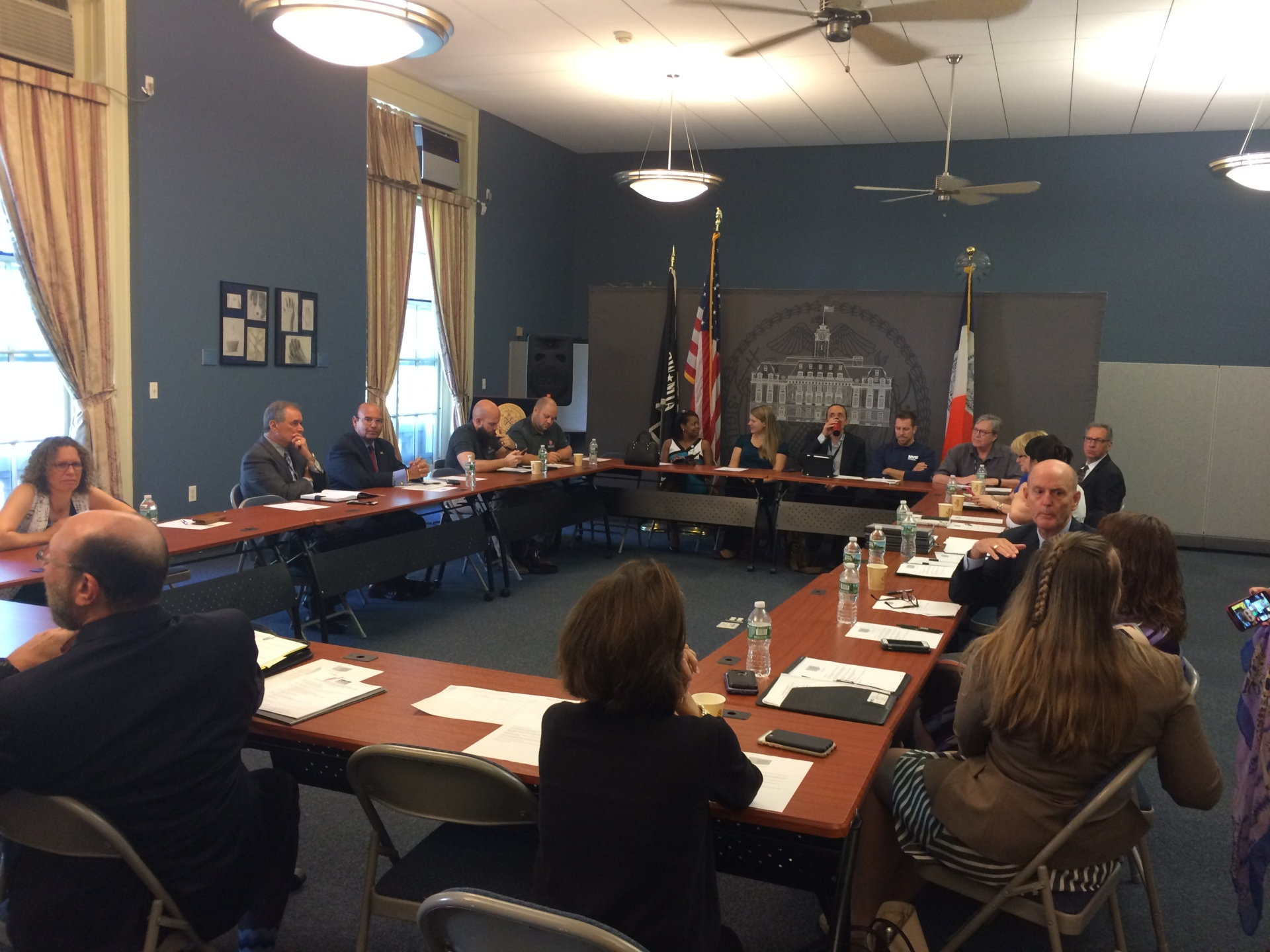 SI COAD Brings Together Federal, State and Local Agencies on Staten Island to Plan for Emergencies