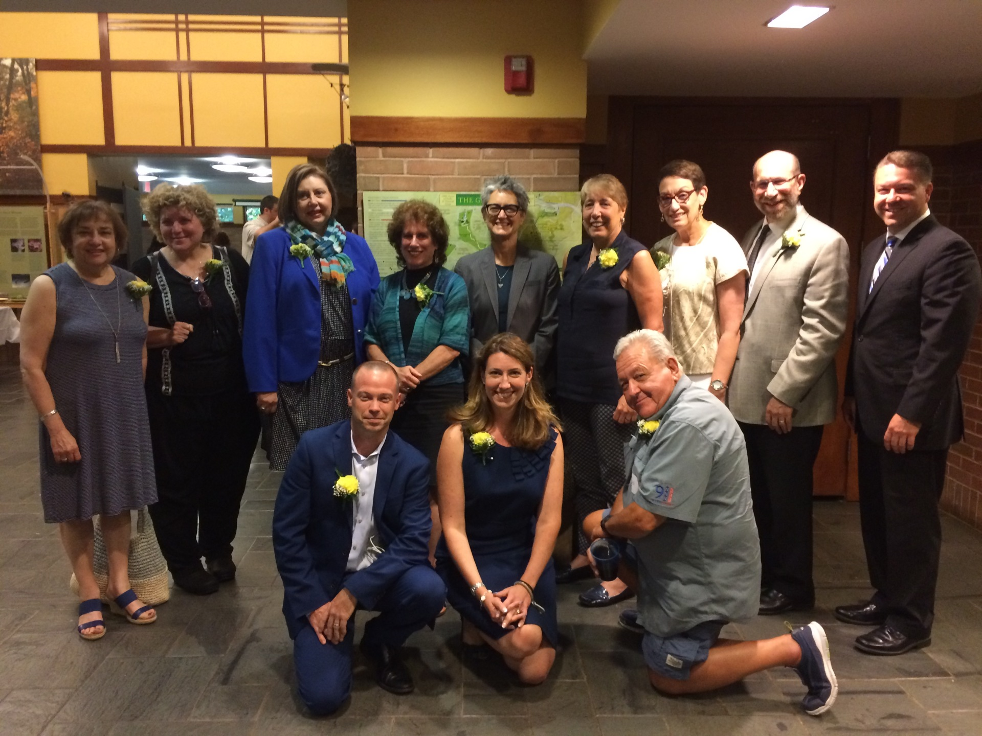 Staten Island NFP Association Elects New Officers, Welcomes New Board Members
