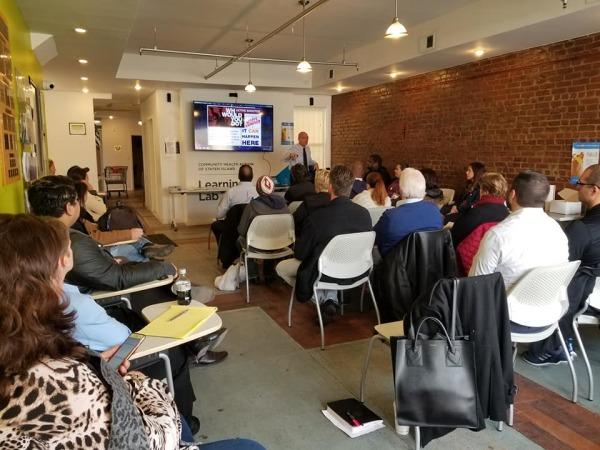 SI COAD and Association Host Active Shooter Preparedness Workshop