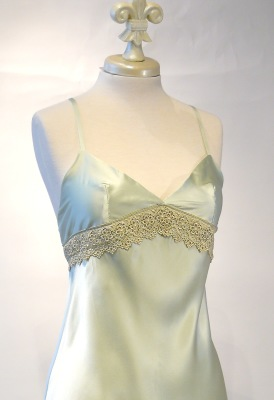 SILK SHEATH GOWN $225.00 ( LACE EXTRA)
