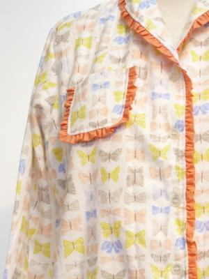 100% COTTON FLANNEL Pajama set $185.00