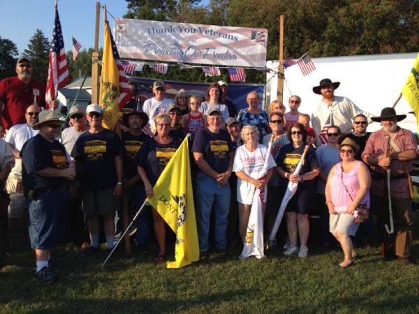 Pike Fair Parade Crew 2015