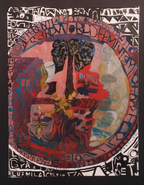 """Manifest Landmarks in Theory Transfigure..."" -Chela Sandoval"