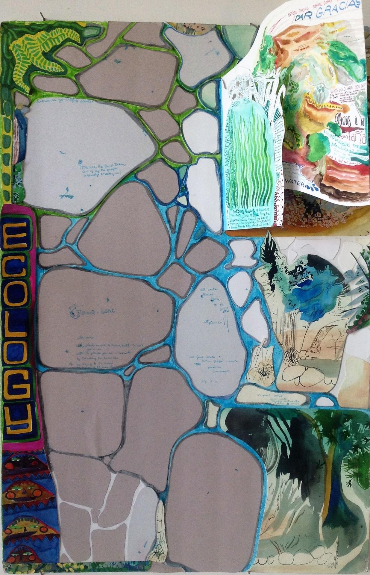 Pedagogical Poster: Ecología