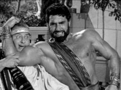 Labouring the part - Hercules in cinema