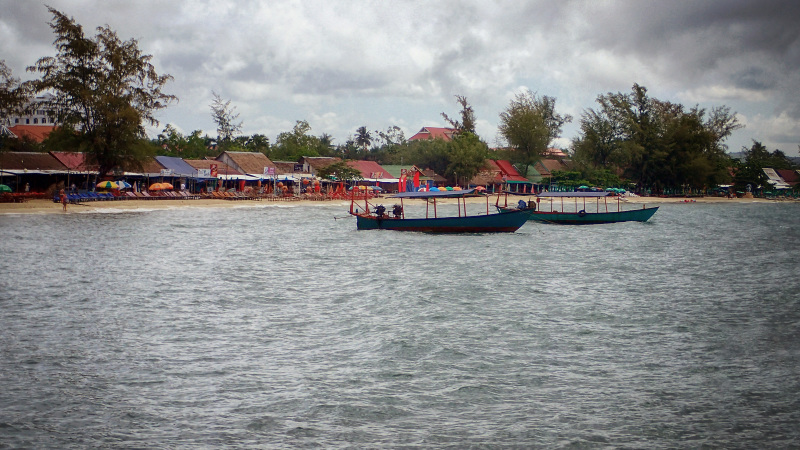 Seeing Cambodia on the Coast is a new and different way to spend your vacation