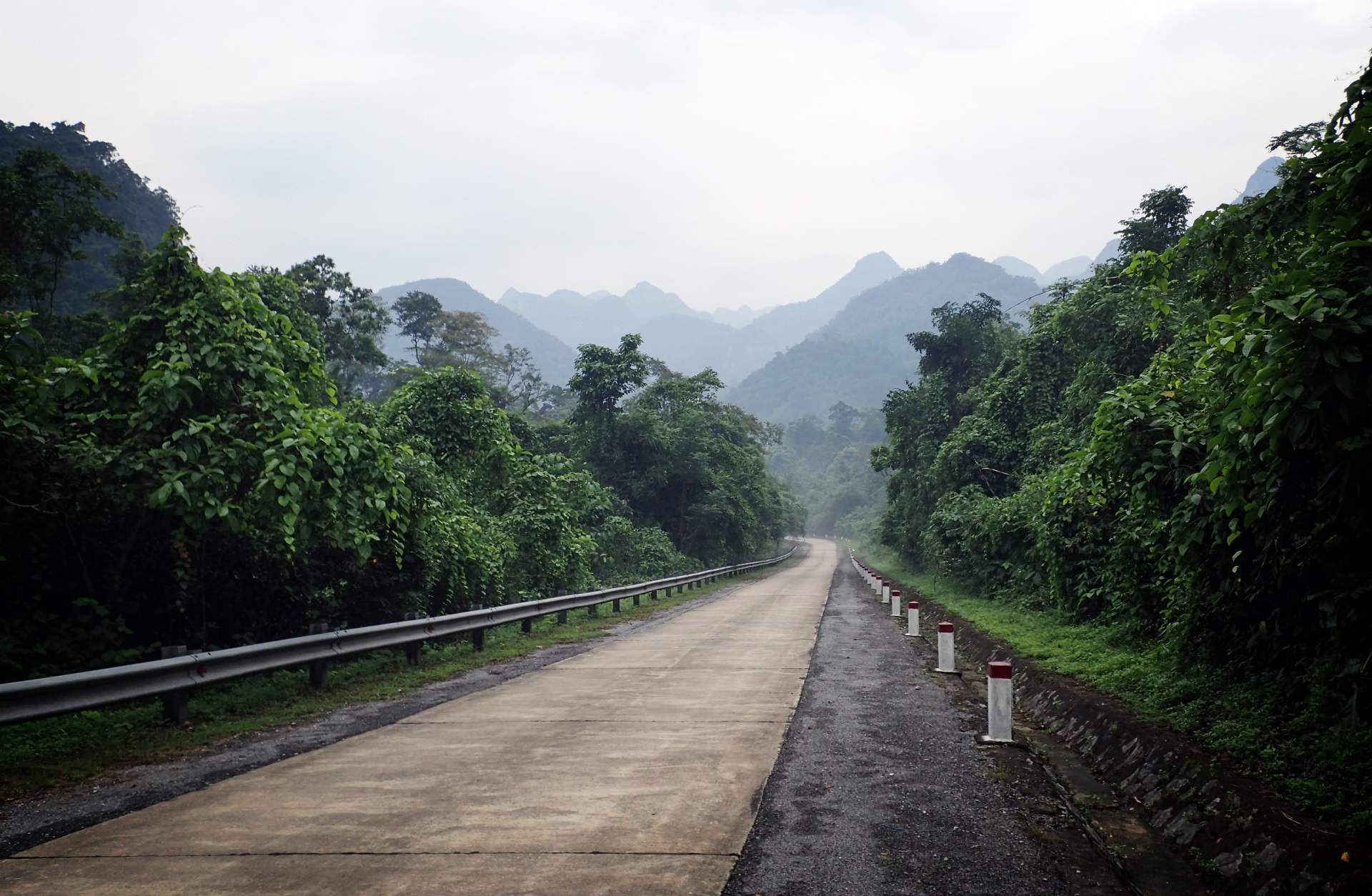views of Phong Nha-Ke Bang National Park
