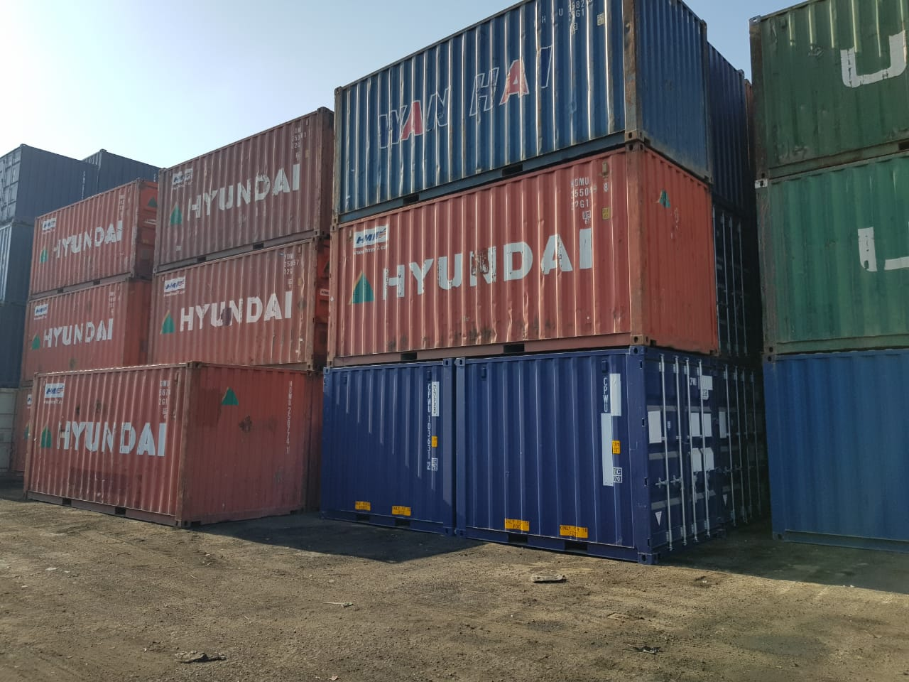 Global Shipping Containers Suppliers.