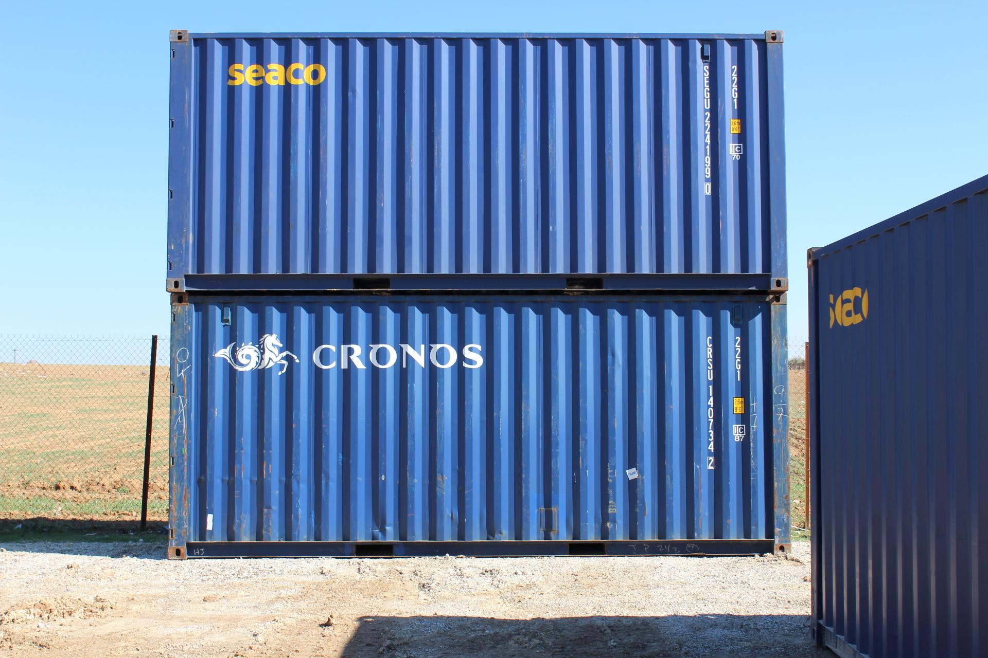 حاويات فارغة للبيع في الاردن