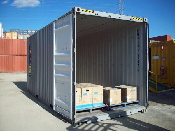 خدمة تأجير حاويات الشحن من شركة رصيف لخدمات الحاويات