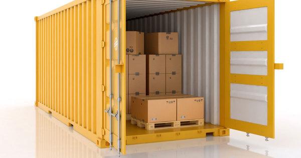 نصائح لاستخدام حاويات الشحن كوحدات للتخزين